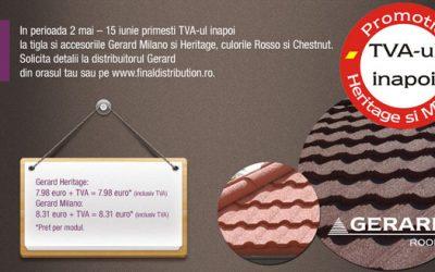 Promotie: TVA-ul inapoi